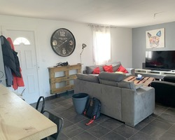 Villa de plain pied - UNIEUX