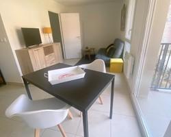 T1 meublé et équipé + Parking - Rue désiré Claude 42000 SAINT ETIENNE