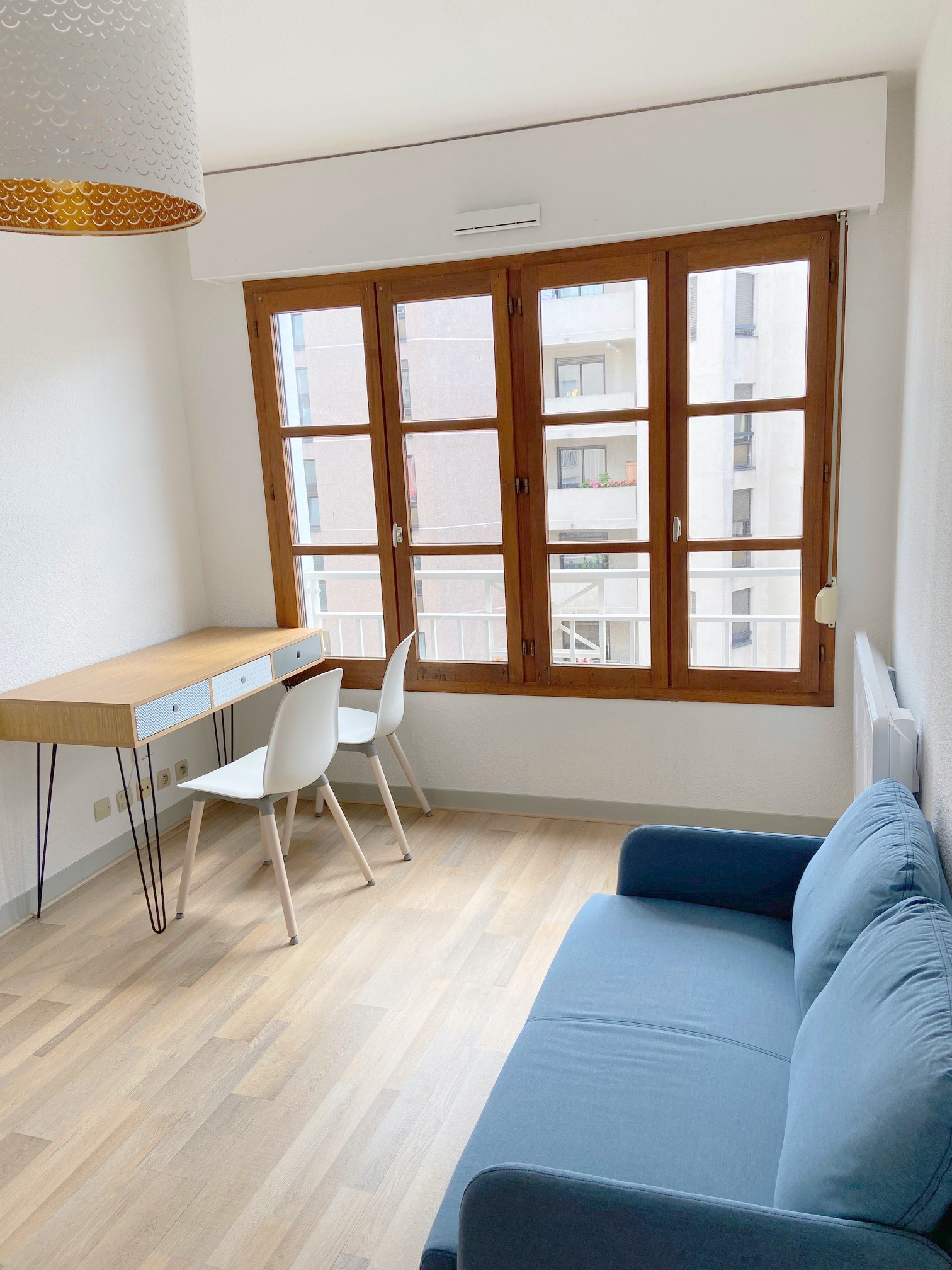 A LOUER T1 meublé - quartier BELLEVUE